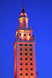 Freedom Tower in Miami Stock Photo