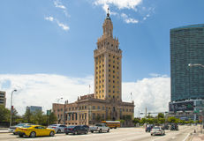 Freedom tower Miami Royalty Free Stock Photography