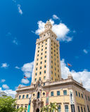 The Freedom Tower in Miami, Florida, USA Royalty Free Stock Images