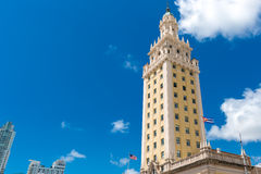The Freedom Tower in Miami, Florida, USA Stock Photos