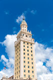 The Freedom Tower in Miami, Florida, USA.  Stock Photo