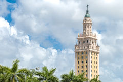 The Freedom Tower in Miami, Florida, USA Stock Image