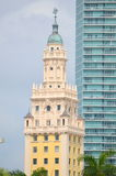 Freedom Tower in Miami Royalty Free Stock Photo
