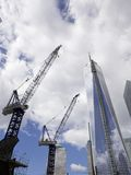 Freedom Tower New York Arkivfoto