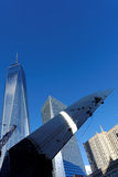 Freedom Tower. In New York City Royalty Free Stock Photos
