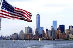 Freedom Tower, New York City Stock Photos
