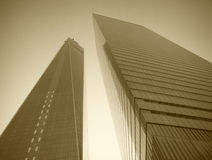 Freedom Tower. Royalty Free Stock Photos
