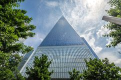 Freedom tower Stock Image