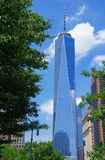 Freedom tower of New York Royalty Free Stock Photo