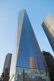 Freedom Tower in New York royalty free stock photography