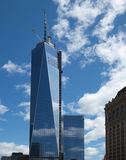 Freedom Tower NYC royaltyfri foto