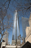 Freedom Tower NYC Royaltyfri Bild
