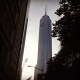 Freedom Tower NYC Stock Afbeelding