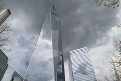 Freedom Tower NYC Arkivbilder