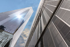 Freedom Tower. One World Trade Center Stock Photo