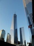 Freedom tower. Royalty Free Stock Photography