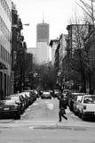 Freedom Tower from Washington Square Park Stock Image