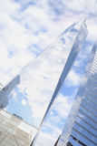 Freedom tower. World trade center Royalty Free Stock Photo