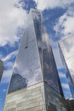 Freedom Tower of the World Trade Center in New York Stock Photography