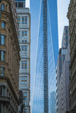 Freedom Tower, World Trade Center, point zéro, New York City Images stock