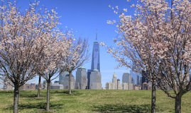 World Trade Center,  Freedom Tower- WTC, Ground Zero Stock Photography