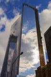 Freedom Tower y el World Trade Center Fotos de archivo libres de regalías