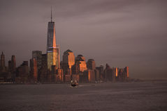 Freedom Tower2 Royalty Free Stock Photography