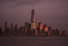 Freedom Tower3 Royalty Free Stock Images