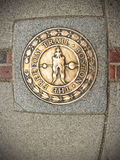 Freedom Trail Stock Photography