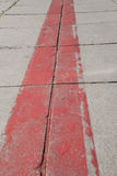 Freedom Trail Marking Royalty Free Stock Photo