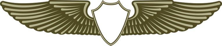 freedom wings stock illustration