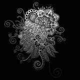 Freehand drawing Royalty Free Stock Photos