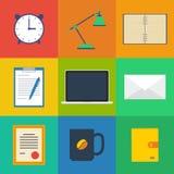 Freelance of bedrijfs infographic elementen vector illustratie