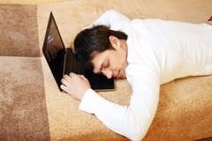 Freelance. Homeworking Stock Image
