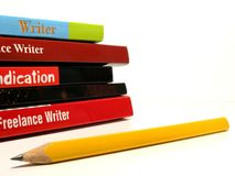 Freelance Writer (2) Royalty Free Stock Photos