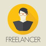 Freelancer avatar icon Stock Image