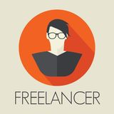 Freelancer avatar icon Stock Photo