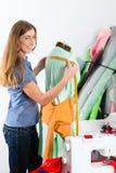 Freelancer - Fashion designer or Tailor Royalty Free Stock Image