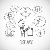 Freelancer Stock Photography