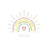 Freelove Stock Image