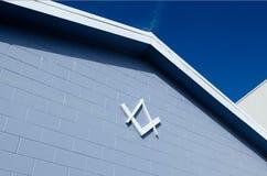 Freemason Center stock image