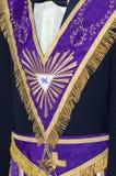 Freemason clothing Royalty Free Stock Images