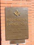 Freemason Lodge Royalty Free Stock Photos