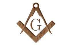 Freemason Royalty Free Stock Photography