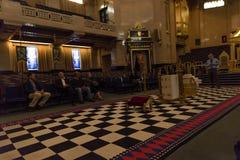 Freemasons Hall Лондон Стоковые Фотографии RF