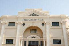 Freemasons Hall Стоковые Изображения RF