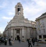 freemasons HQ Λονδίνο στοκ φωτογραφία με δικαίωμα ελεύθερης χρήσης