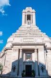 Freemasons'霍尔,伦敦 免版税图库摄影