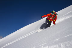 Free Freeride In Chile Stock Images - 34140854