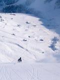 Freeride Mayrhofen Stock Photos